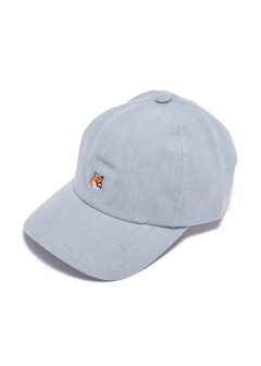 【4/9入荷】CAP 6P SMALL FOX HEAD EMBROIDERY