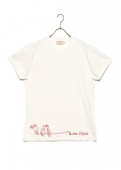 【4/9入荷】TEE-SHIRT SCOOTER