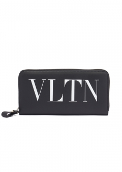 【4/29入荷】【'19春夏新作】VLTN ZIP AROUND WALLET