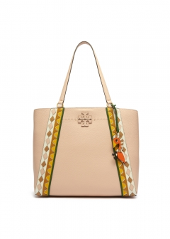 Tory Burch - 【5/7入荷】MCGRAW PATCHWORK CARRYALL