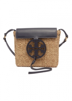 Tory Burch - MILLER STRAW CROSSBODY