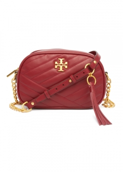 Tory Burch - 【5/7入荷】KIRA CHEVRON CAMERA BAG
