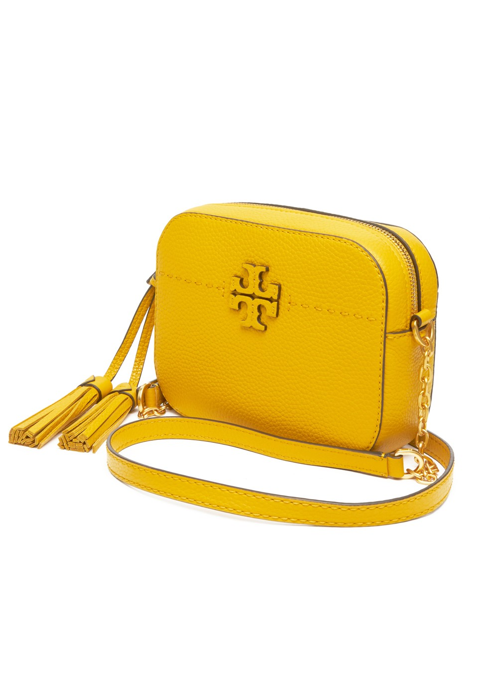 【最大42%OFF】MC GRAW CAMERA BAG|DAYLILY|ショルダーバッグ|Tory Burch