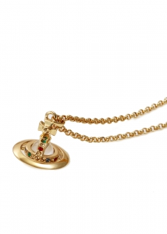 Vivienne Westwood Accessory - 【新商品】VW NEWPETITEORB GD ネックレス