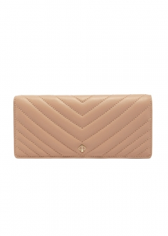 【最大48%OFF】【5/20入荷】【'19春夏新作】AMELIA BIFOLD CONTINENTAL WALLET|FLAPPER PINK|レディース財布|kate spade new york - wallet and more