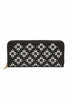 kate spade new york - wallet and more - 【5/20入荷】【'19春夏新作】SYLVIA PERFORATED SLIM CONTINENTAL WALLET