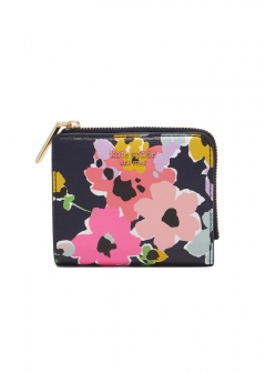 kate spade new york - wallet and more - 【5/20入荷】【'19春夏新作】SYLVIA WILDFLOWER BOUQUET SMALL BIFOLD WALLET