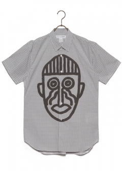 COMME des GARCONS - 【5/20入荷】SHIRT CHECKED SHORT SLEEVE SHIRT