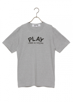 COMME des GARCONS - PLAY T-SHIRT PLAY LOGO