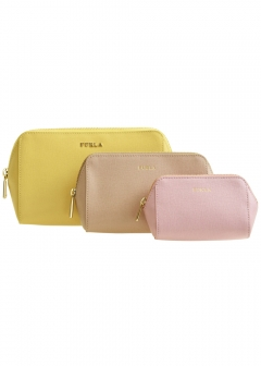 【5/19入荷】ELECTRA L COSMETIC CASE SET ポーチ
