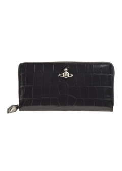 【5/21入荷】LISA ZIP ROUND WALLET