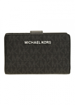 MICHAEL KORS - 【5/22入荷】JET SET TRAVEL BIFLD ZIP COIN WLLET