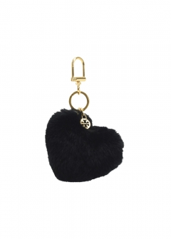 【5/23入荷】FUR HEART KEY FOB