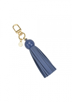 RESIN BEAD KEY FOB