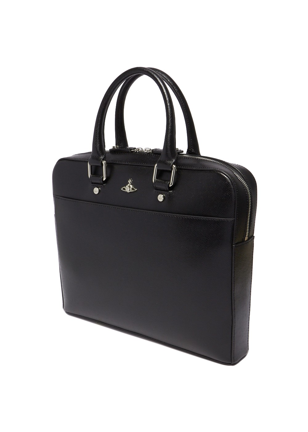 【最大61%OFF】【Price Down】KENT SLIM DOCUMENT CASE|BLACK|ハンドバッグ|Vivienne Westwood