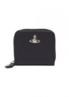 【最大61%OFF】【Price Down】ALEX MEDIUM ZIP WALLET|BLACK|レディース財布|Vivienne Westwood