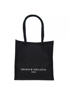 DEAN & DELUCA / Whole Foods Market and more... - 【Black】DEAN&DELUCA ディーン&デルーカ ナパバレー限定 キャンバストートバッグ