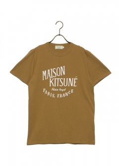 MAISON KITSUNE  - 【6/10入荷】TEE-SHIRT PALAIS ROYAL