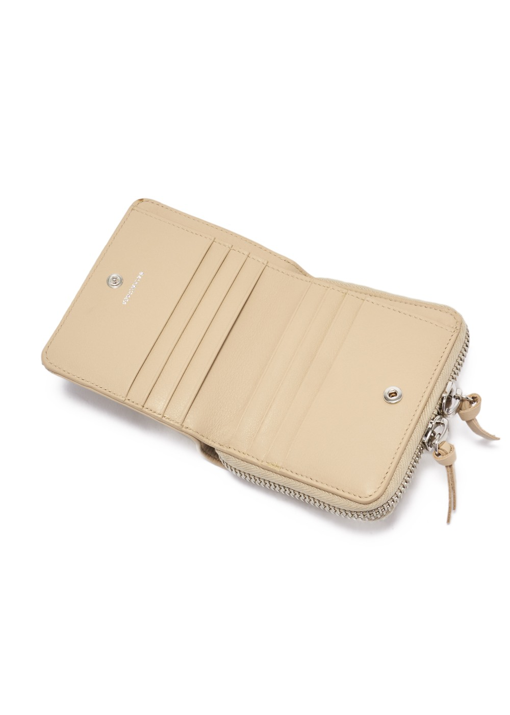 【最大17%OFF】【6/11入荷】PAPER AROUND M WALLET|BEIGE TAPIOCA|レディース財布|BALENCIAGA