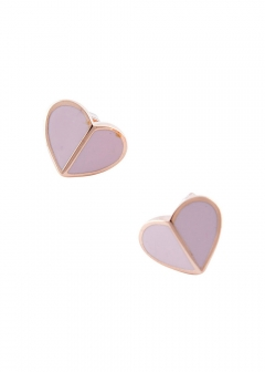 【Price Down】 HERITAGE SPADE SMALL HEART STUDS
