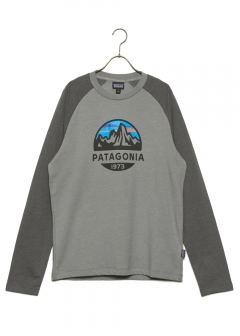 【6/18入荷】M'S FITZ ROY SCOPE LW CREW SWEATSHIRT