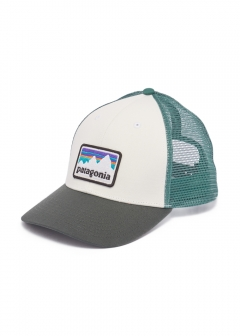 Patagonia - 【6/18入荷】SHOP STICKER PATCH LOPRO TRUCKER HAT