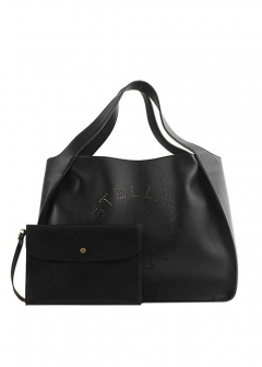 SMALL TOTE LOGO BAG ALTER NAPPA