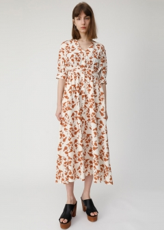 RUSTIC FLOWER DRESS