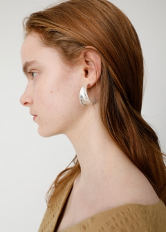 CONCAVE HOOP EARRINGS