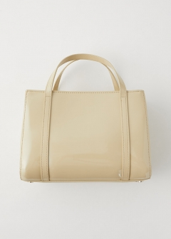 MIDI HANDLE PATENT BAG