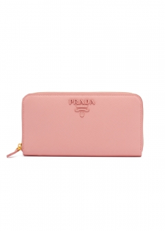 【6/25入荷】SAFFIANO AROUND ZIP WALLET