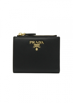 PRADA - wallet and more - 【6/25入荷】SAFFIANO FOLDING WALLET