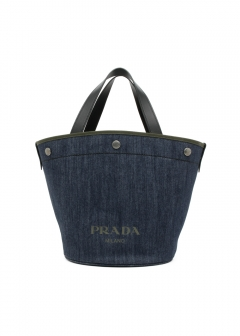 【6/25入荷】SMALL DENIM TOTEBAG
