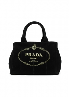 PRADA - Bag - CANAPA HANDBAG