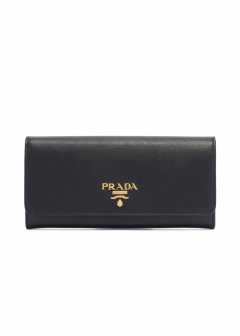 【6/25入荷】LEATHER CONTINENTAL WALLET