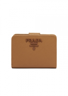 PRADA - wallet and more - 【6/25入荷】SMALL ZIP AROUND WALLET
