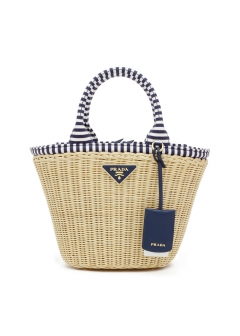 CANAPA WICKER HANDBAG