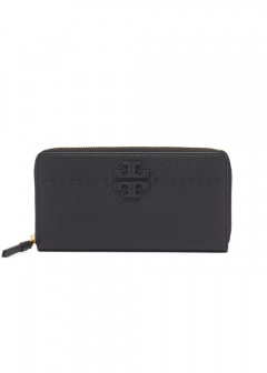 MC GRAW ZIP CONTINENTAL WALLET