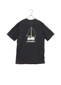 Patagonia - 【6/26入荷】M'S LIVE SIMPLY WIND POWERED RESPONSIBILI-TEE