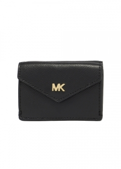 MICHAEL KORS - 3つ折り財布/MONEY PIECES【BLACK】