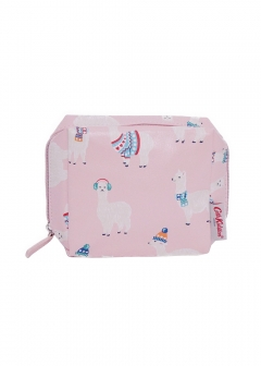 Cath Kidston - 【7/7入荷】ポーチ / SQUARE MAKE UP BAG