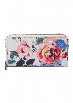 Cath Kidston - 【7/7入荷】長財布 / CONTINENTAL ZIP WALLET WITH SEAM