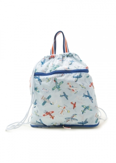 【7/7入荷】リュック / KIDS FOLDAWAY DRAWSTRING BAG