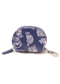 Cath Kidston - 【7/7入荷】ポーチ / CURVED PURSE KEYCHARM