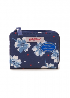 Cath Kidston - 【7/7入荷】ミニ財布 / SLIM FOLDED PURSE WITH COIN SLOT