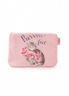 Cath Kidston - 【7/7入荷】ポーチ / CAT POUCH