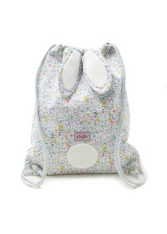 【7/7入荷】リュックサック / KIDS NOVELTY BUNNY DRAWSTRING BAG