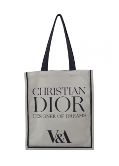 V&A EXCLUSIVE Christian Dior sketch tote bag