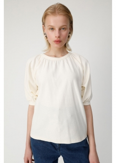 OPEN SHOULDER CUT TOP