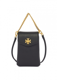 Tory Burch - 【'19秋冬新作】KIRA MIXED-MATERIALS PHONE CROSSBODY